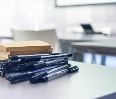 Augmentez votre réputation par le stylo personnalisé